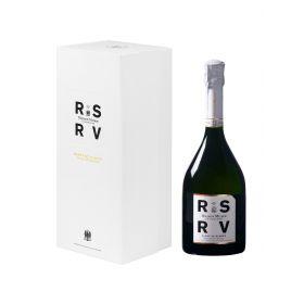 Coffret prestige RSRV Cuvée Blanc de Blancs Millésimé 2014