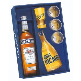 Coffret Ricard Collection Années 50