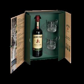 Coffret Jameson Premium avec 2 verres