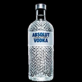 Absolut Blue Night Bottle