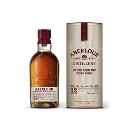 Aberlour 12 ans Speyside Single Malt Non Chill Filtered