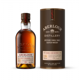 Aberlour 18 ans Speyside Single Malt 43%