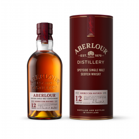 Aberlour 12 ans Speyside Single Malt Double Cask