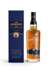 The Glenlivet 18 ans