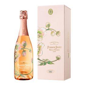 Coffret Luxe Perrier-Jouët Belle Epoque Rosé Millésimé 2006