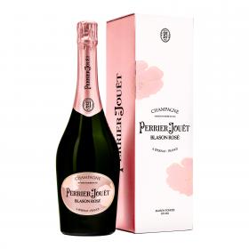 Perrier-Jouët Blason rosé sous étui