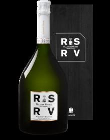 Coffret Magnum RSRV Cuvée Blanc de Blancs Millésimé 2012